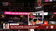 ABC15 sports reporter Collin Harmon talks Chris Paul fate
