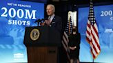 Biden deploys tax credits for businesses to encourage paid time off for vaccinations, as goal of 200 million shots achieved