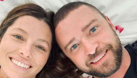Justin Timberlake Wishes Wife Jessica Biel a Happy Mother's Day: 'Your Boys Love You!'