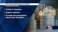 What to do if you can't make your mortgage payment