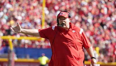 Chiefs HC Andy Reid dealing with illness after loss to Chargers