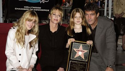 See Antonio Banderas and Melanie Griffith's Daughter Stella Now