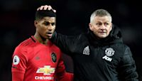 Rashford eager to live up to 'nice' Ronaldo comparisons