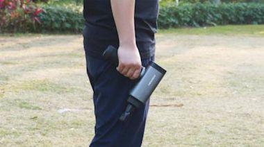 緩解肌肉酸痛不求人,咕咚筋膜槍使用分享