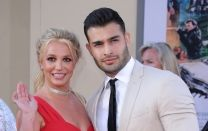 Sam Asghari's Ex Reacts to Britney Spears Engagement: He's 'What She Needs'