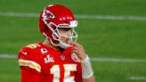Chiefs' Patrick Mahomes ahead of schedule after toe surgery