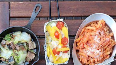 簡單做出驚天美味!百元商店神器自製3款「露營異國美食」食譜&教學&試吃心得