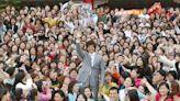 【日報18年精采瞬間】雙宋大婚首爾全紀錄 全智賢臭臉妹變溫柔媽 | 蘋果新聞網 | 蘋果日報