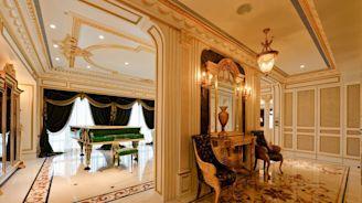 皇家城堡巡禮 絕美傢俱展示會所
