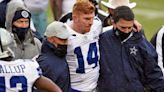 Cowboys' Andy Dalton says COVID-19 'hit me hard' not long after dealing with concussion