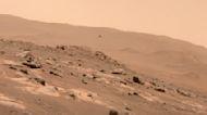 NASA Team Celebrate Mars Helicopter's Fourth Flight