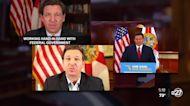 DeSantis' pre-recorded videos hurting millions of Floridians, critics say