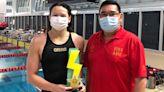 東京奧運|何詩蓓達破50自港績 達東奧A標獲三張入場券 | 蘋果日報