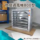 《頭手工具》負壓通風機 工業 排氣扇800型 排風扇換氣 工廠 養殖場降溫 MET-FAN800