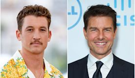 'Top Gun: Maverick' Star Miles Teller Admits It's Hard Keeping up With Tom Cruise