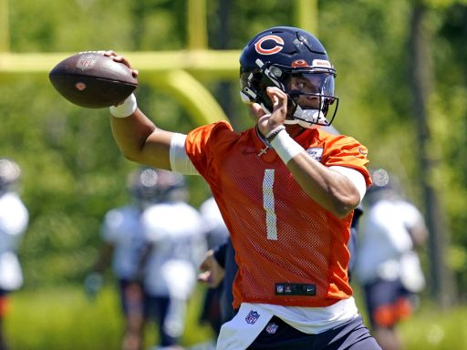 See where Bears QB Justin Fields ranks among rookies in Madden 22 ratings