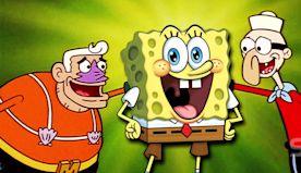 SpongeBob SquarePants: How Mermaid Man & Barnacle Boy Ended Up Under The Sea
