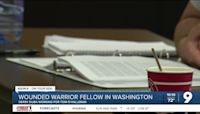 Wounded Warrior Fellow headed to Washington D.C.