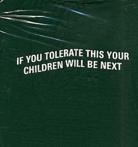 Manic Street Preachers If You Tolerate This Your Children ...