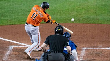 Orioles reportedly trading Jose Iglesias to Los Angeles Angels