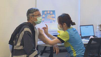 許樹昌:疫苗顧問專家委員會周三開會討論第三針安排