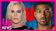 Tristan Thompson Leaves Comment on Khloe Kardashian's Post After Split