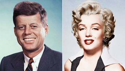 Marilyn Monroe 'Was Enamored of' JFK but 'Wasn't About to Break Up' His Marriage, Frank Sinatra's Friend Says