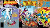 Avengers: 10 Best Comic Issues of the 1980s