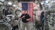 NASA Astronaut Marks 9/11 Anniversary on International Space Station