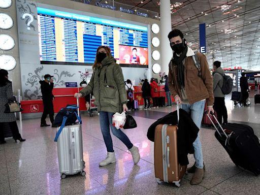 南韓31名旅客入境中國檢疫 護照竟被當垃圾「全數銷毀」