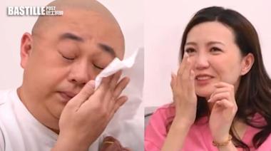 林盛斌與吳若希大談父母經 工作遇打擊得囡囡安慰感動落淚 | 娛圈事