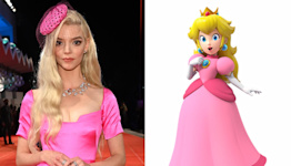 See the all-star cast voicing Super Mario Bros. movie
