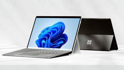 Surface Pro 8 搭載了 13 吋 120Hz 更新率的 Dolby Vision 顯示