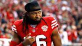 NFL rumors: 49ers' Josh Norman taken to hospital, spitting blood