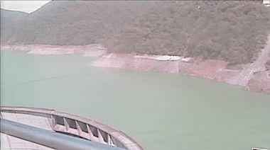 西南氣流大雨挹注!德基水庫蓄水量破1.1億噸   生活   新頭殼 Newtalk