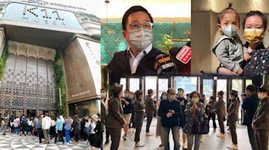 K11 MUSEA首日重開人山人海 專家及市民讚商場消毒多日感放心 | 社會事
