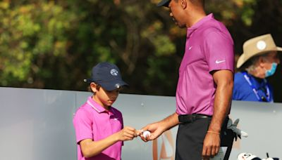 Tiger Woods Shares Honest Admission On Son Playing Golf
