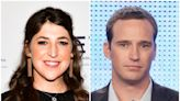 """""""Jeopardy!"""" host Mayim Bialik breaks silence on Mike Richards' ousting"""