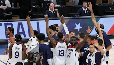 USA Basketball schedule at 2021 Tokyo Olympics: Game times, streaming info, roster and more