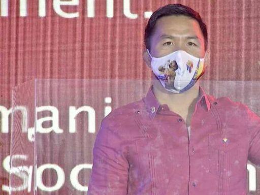 菲律賓參議員帕奎奧將在2022年大選中參選總統-國際在線