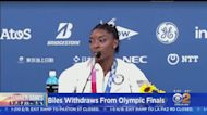 Simone Biles Pulls Out Of Olympic All-Around Competition