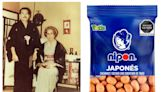 Are Japanese peanuts known as Mexican peanuts in Japan? This is the love story behind this snack