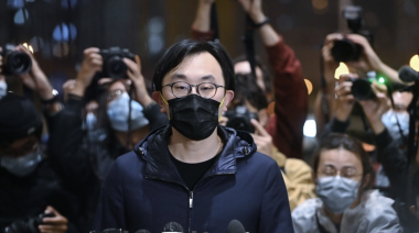 「阿布泰」突遭大搜查 「獲准保釋」林景楠又被捕