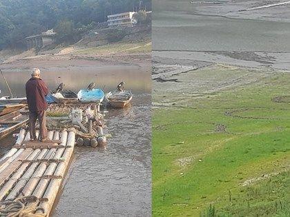 石門水庫缺水薑母島交通受阻 桃市府專案處理