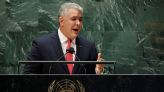 Vaccine inequities expose humanity to variants, Colombia's Duque tells U.N. General Assembly