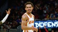 Trae Young's epic ECF Game 1 performance in slo-mo