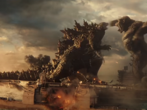 Godzilla Vs Kong first look arrives as release date is moved up