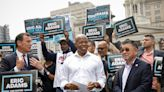紐約市長初選︱選情白熱化 大熱亞當斯疑虛報住址遭抨擊 | 蘋果日報