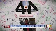 Teen gun violence: How to live above ground when so many of your friends have been buried below it