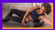 Jillian Michaels 7-Minute Fitness Challenge, Day 7: Foam Roll